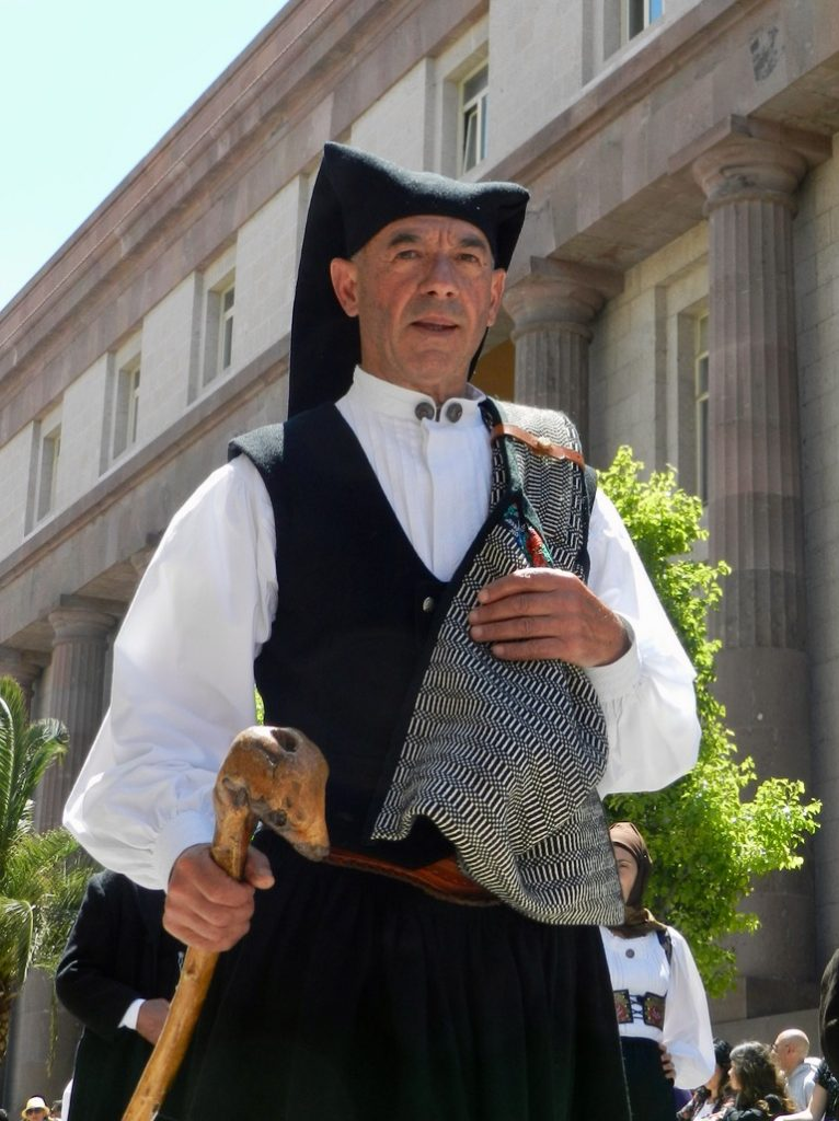 Sardinien: reich an Traditionen