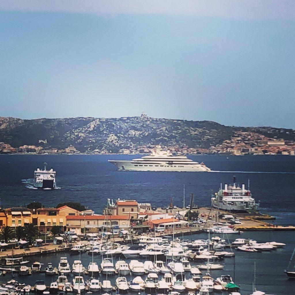 Palau und La Maddalena: beliebt ist gar kein Ausdruck