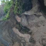 Im Herbst ein Wasserfall...
