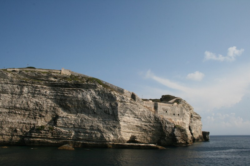 Klippen bei Bonifacio