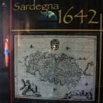 alte Sardinienkarte