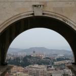 Das Tor Richtung Osten