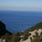 Blick zur Cala Goloritzè
