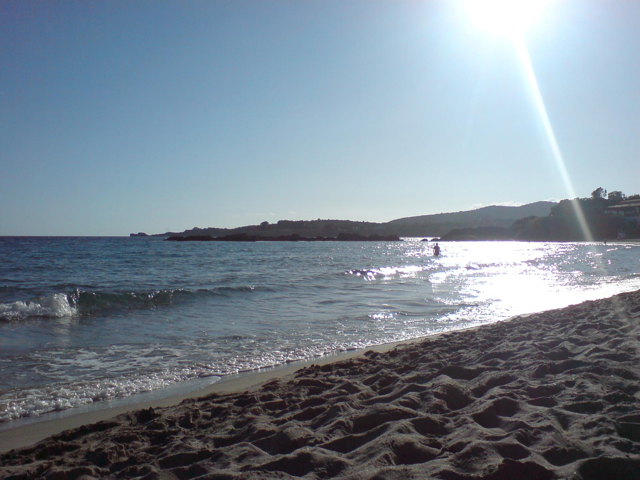 Meer bei Alghero und Capo Caccia im Mai