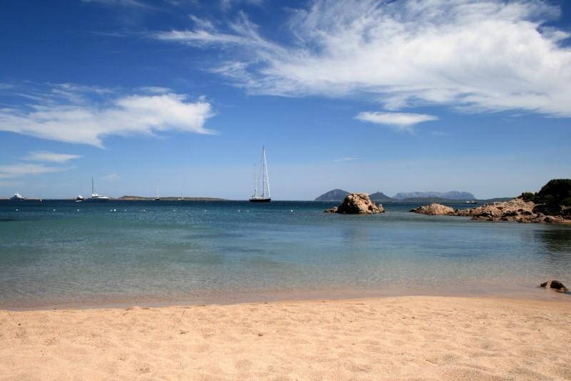 Costa Smeralda im Mai