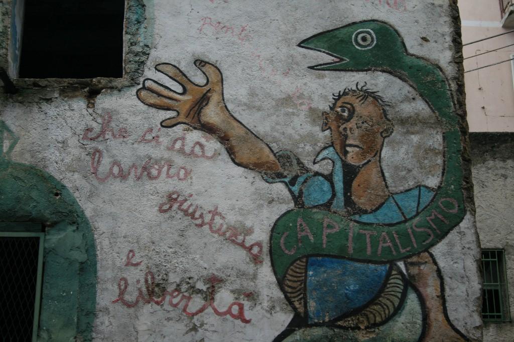 Murales in Orgosolo: künstlerische Gesellschaftskritik