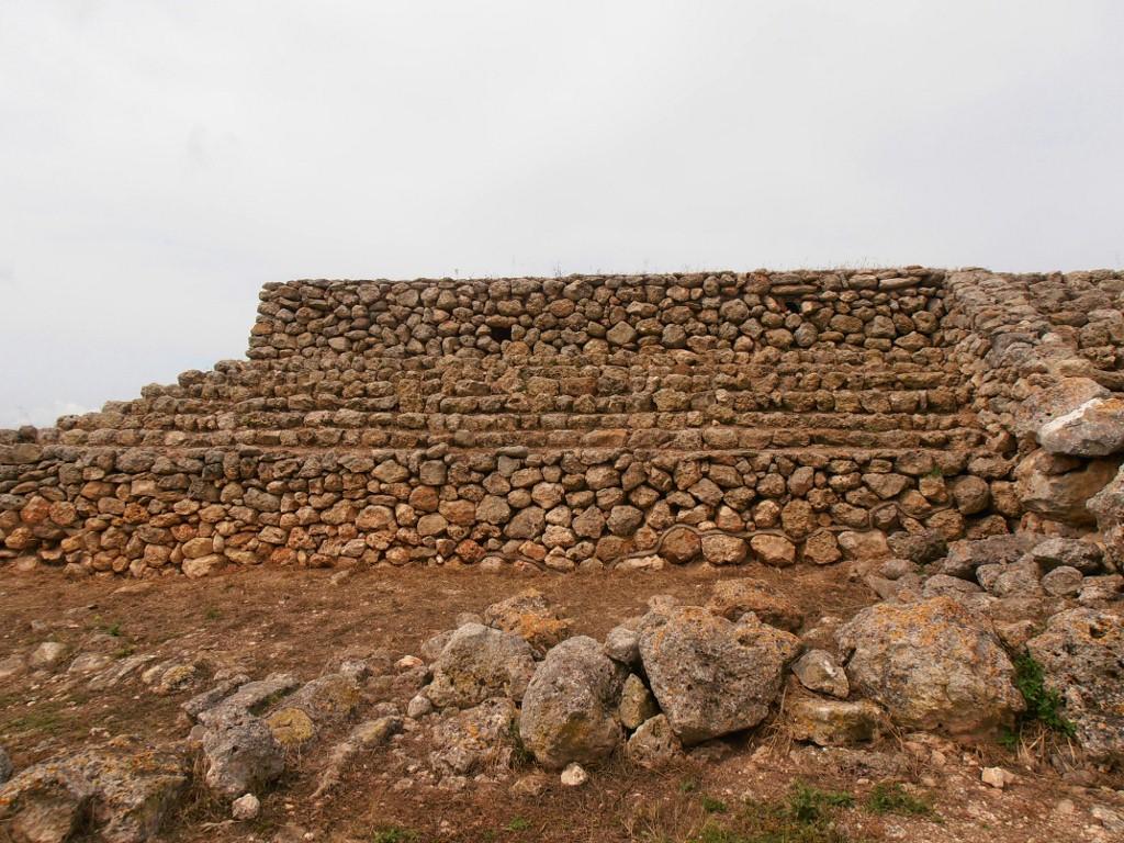 maya-terrassen-pyramiden-artige Bauweise
