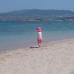 Kleine Strandnixe
