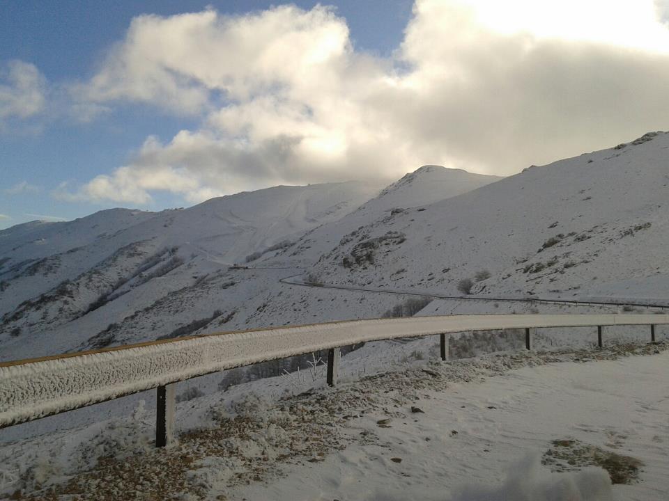 Schnee auf dem Bruncu Spina, Quelle: www.bruncuspina.com