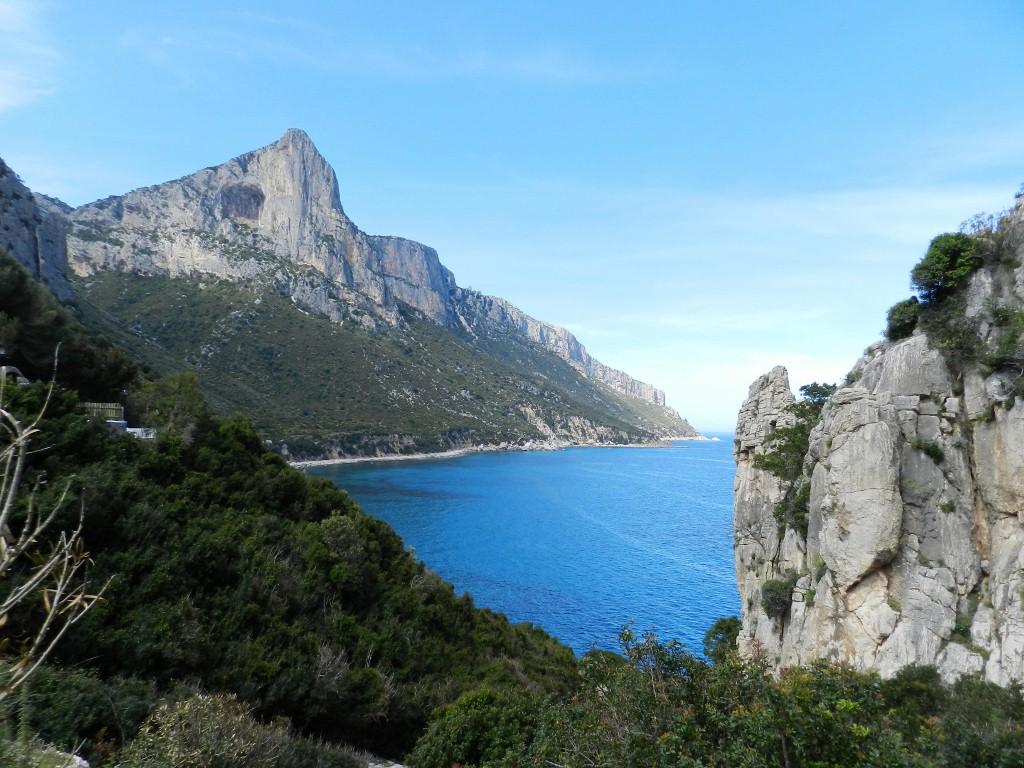 Berg und Meer - einfach schön, die Ogliastra