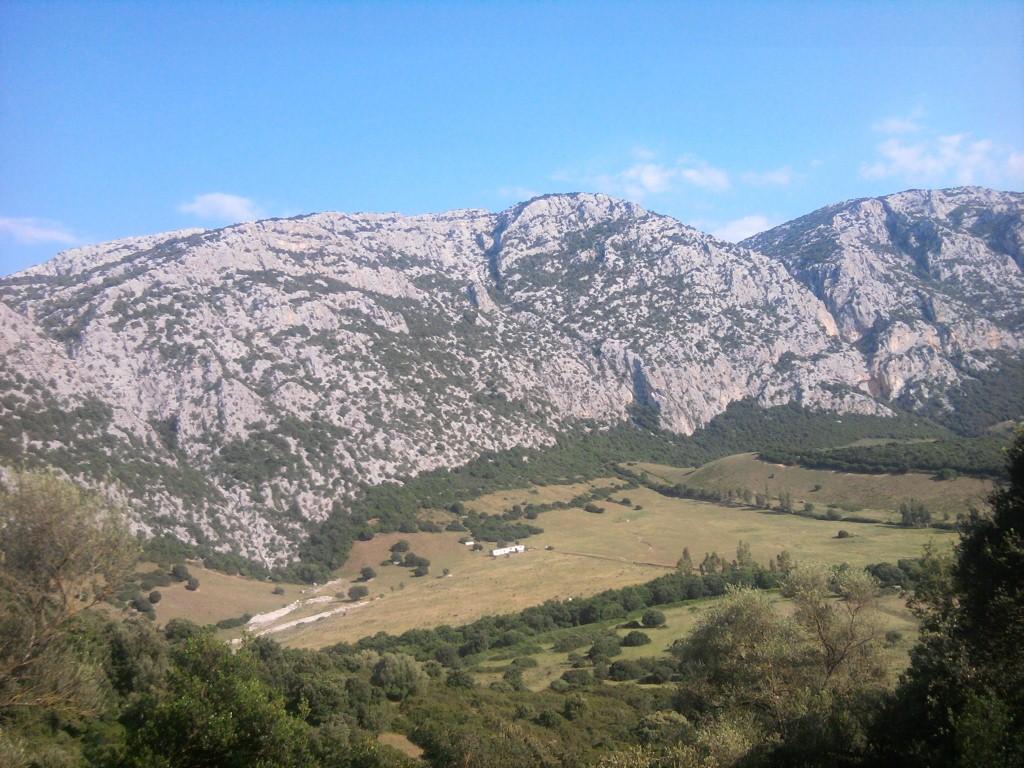 Valle di Lanaitto und Monte Tiscali