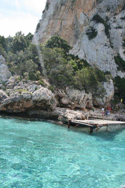 Supramonte marino - bei der Cala Luna