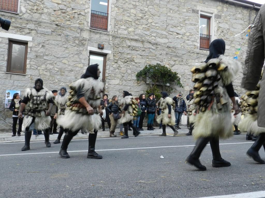 Sardische Masken - ein wahrer Traditionsschatz