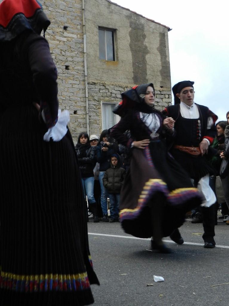 Sardischer Tanz
