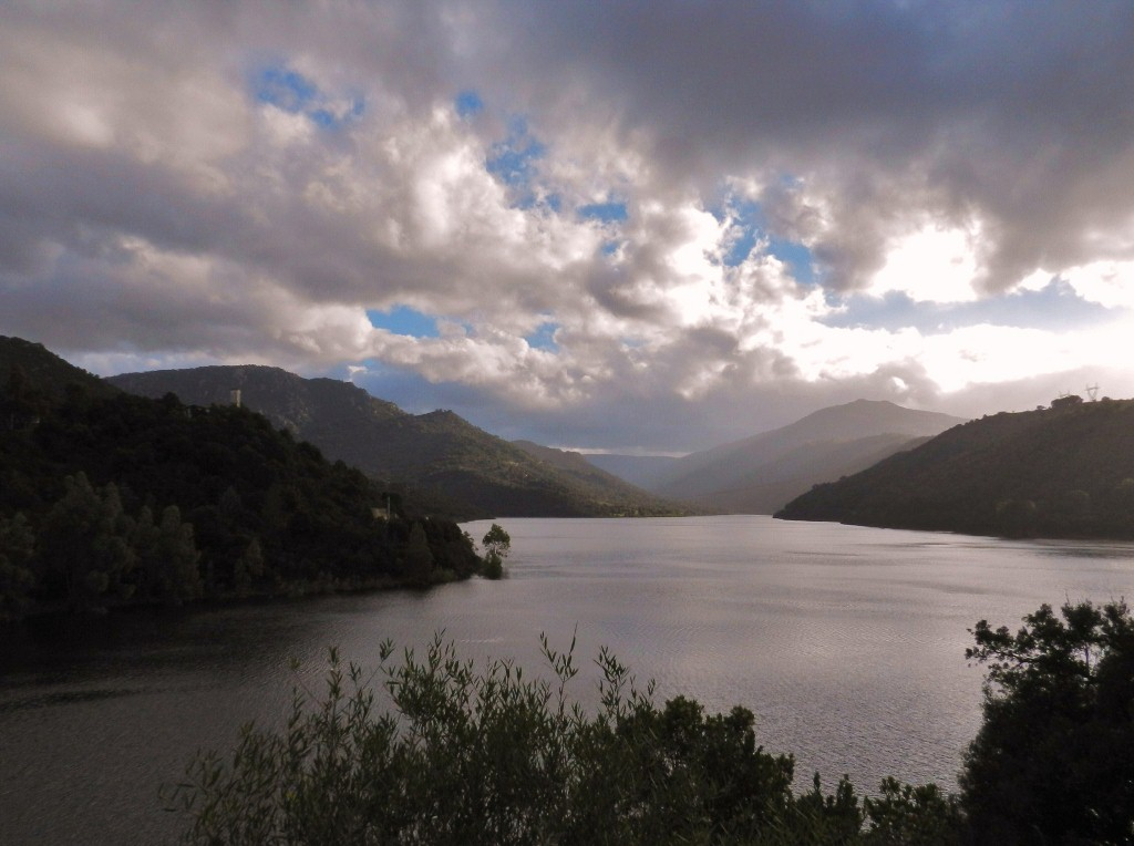 Lago di Cucchinadorza - auf dem Weg nach Teti
