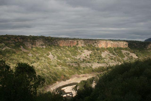 Gola Ganagosula - der Eingang zum Tal