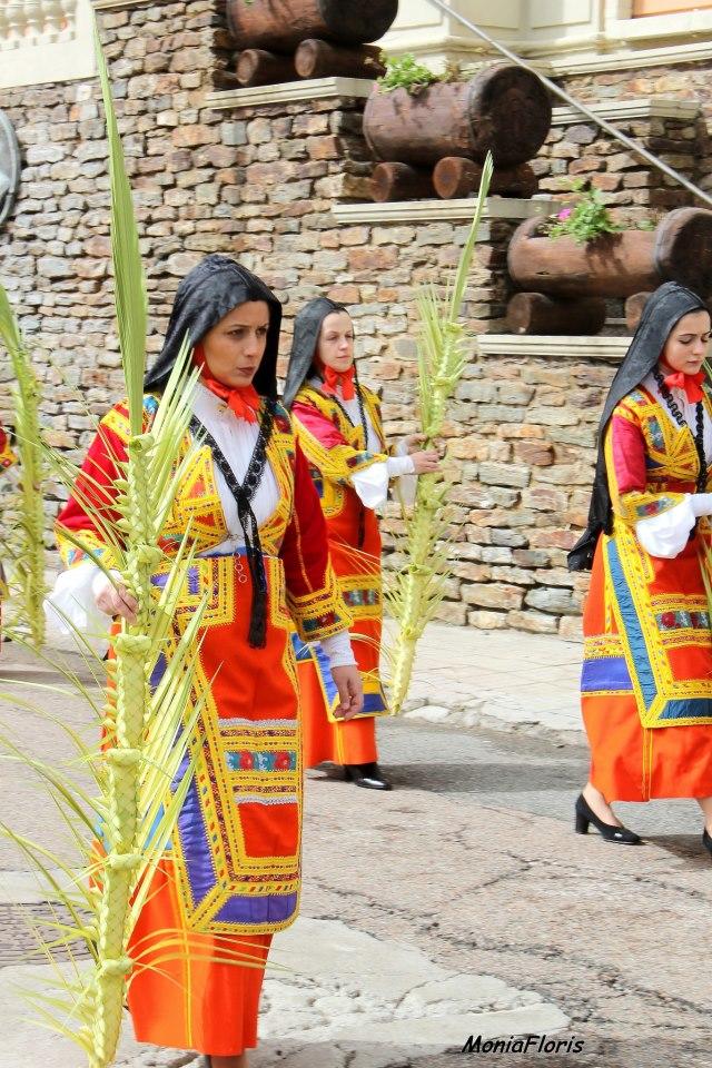 Domenica delle Palme, Desulo (Foto: CENTRO SERVIZI TURISTICI DESULO)