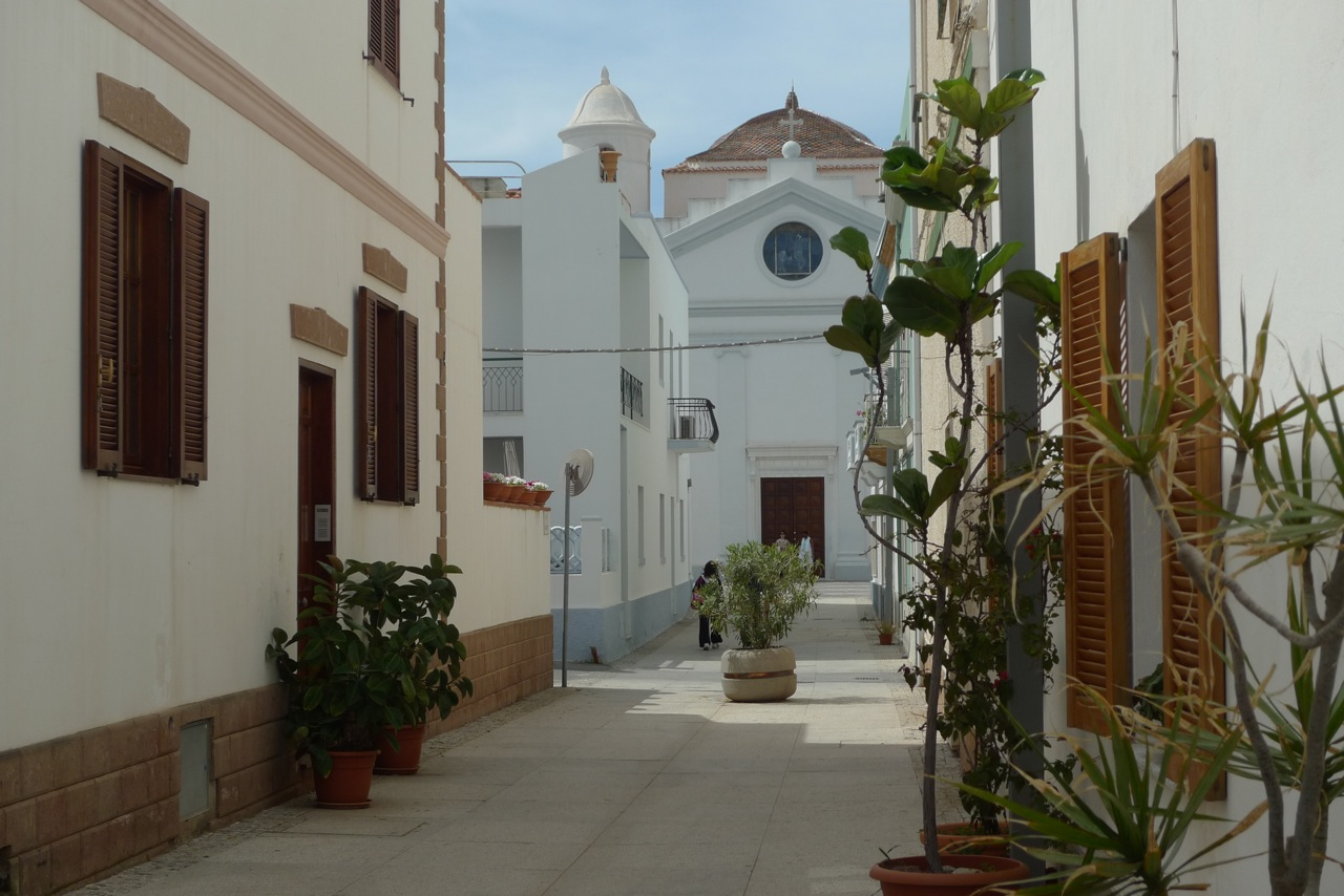 Tagesausflug nach Calasetta, Isola San Pietro