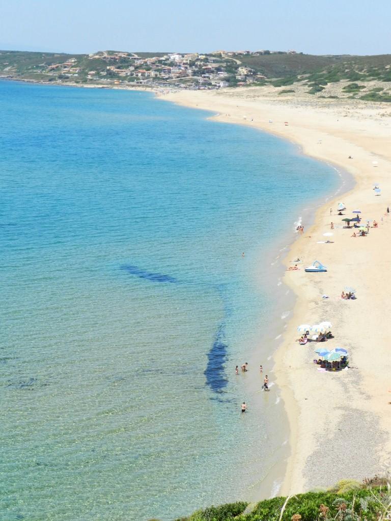 Strand bei Torre dei Corsari