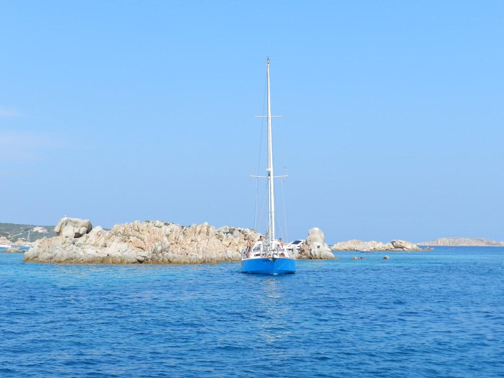 Im Maddalena-Archipel
