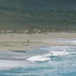 Strand bei Funtanamare - in der Nebensaison