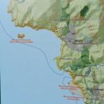 Übersicht Küste bei Masua