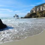Masua - Strand / spiaggia und Pan di Zucchero