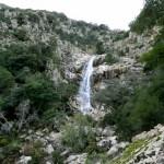 Panorama an der Cascata S'Ega Sizzoris