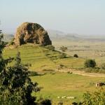 Logudoru: Monolith Pedra Mendalza bei Giave