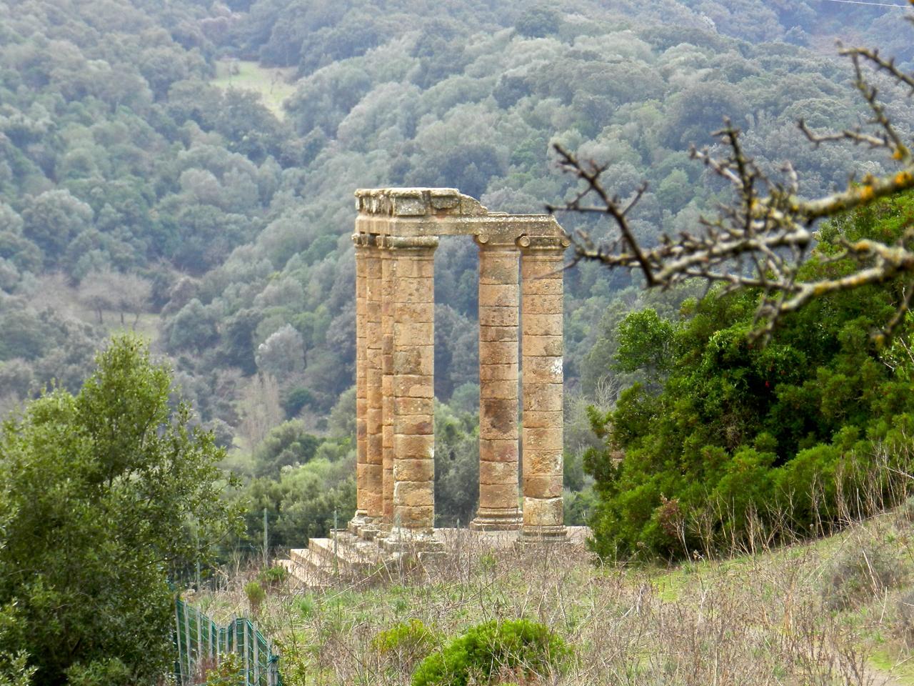 Die Römer hinterließen die sichtbarsten Spuren