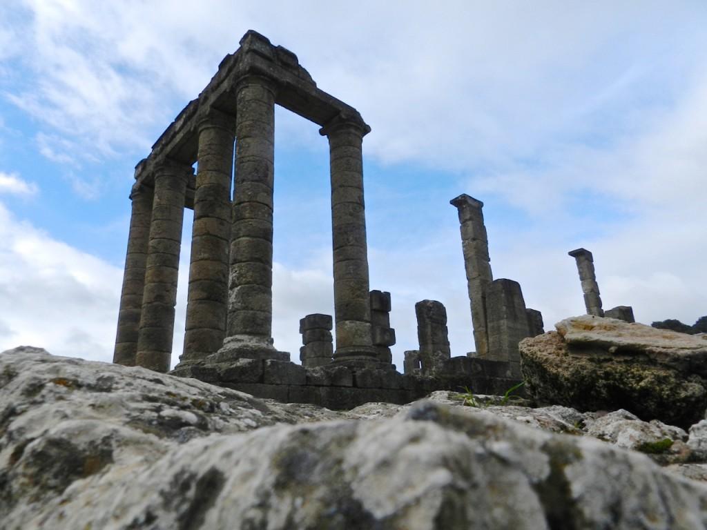 Schick aus jeder Perspektive: der Tempel von Antas