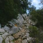Treppe aus Fels: Scala 'e Surtana