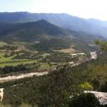 Blick auf das Valle Oddoene