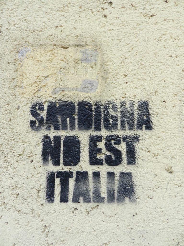 """""""Sardinien ist nicht Italien."""" Politisch ja, seelisch nein."""