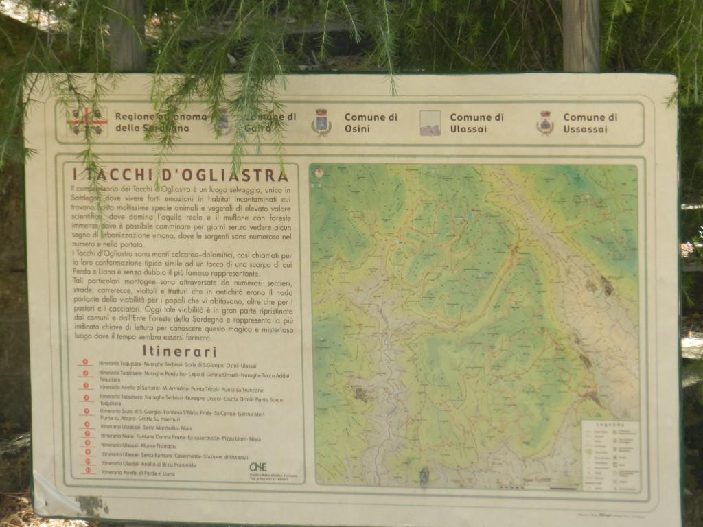 Mit dem Trenino Verde in die Berge der Ogliastra