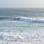Kiter bei Capo Mannu