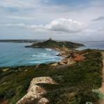 Blick von Tharros Richtung Capo San Marco