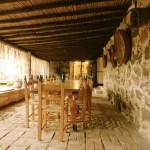 Omuaxiu: Gemütliches, einladendes Restaurant im Sarcidano
