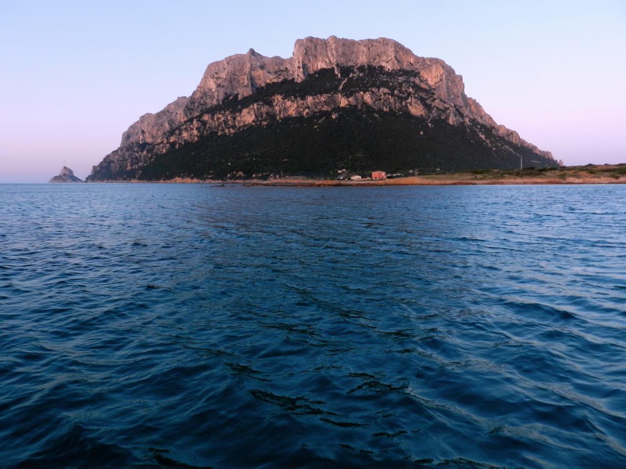 Isola Tavolara - kitschig-schön