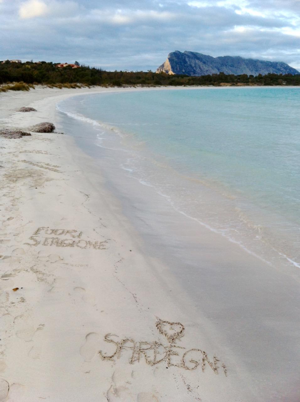 Ein Strand für Dich allein: Cala Brandinchi