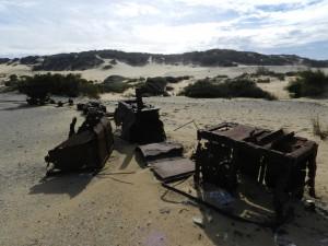 Piscinas: Spuren einer glorreichen Bergbauzeit