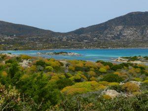 Cala Scombro di dentro auf der Isola Asinara