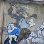 Murales von Orgosolo: ausdrucksstark und reich an Botschaften