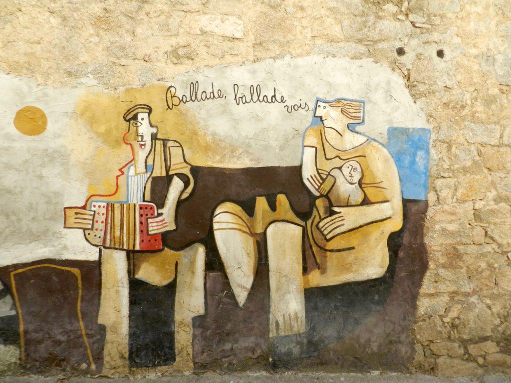 Murales von Orgosolo: nur wenige sind ganz leicht zu verstehen
