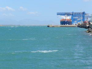 Containerhafen Cagliari