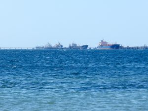Ölhafen Sarroch