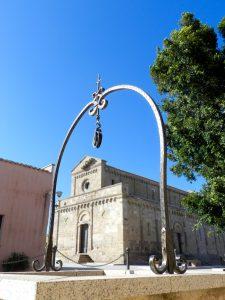 Tratalias, vecchio centro storico