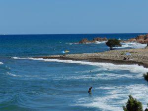 Spiaggia Su Sirboni bei Cardedu