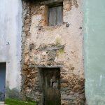 Typisches Haus in Fonni