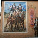 Murales in Fonni